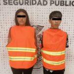 DETIENEN A 4 POR EL DELITO DE ROBO A COMERCIO