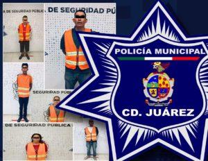 EN DIFERENTES INTERVENCIONES…CAEN 7 POR EL DELITO DE VIOLENCIA FAMILIAR