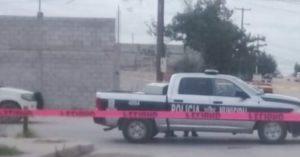 ASESINAN A HOMBRE CON ARMA BLANCA EN EL FRACC.FLORENCIA RESIDENCIAL
