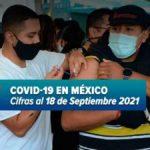 MÉXICO SUMA 765 MUERTES POR COVID-19 EN 24 HORAS