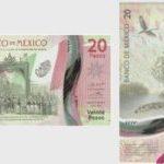 PRESENTAN NUEVO BILLETE DE 20 PESOS