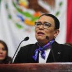 ROSA ICELA RODRÍGUEZ RESALTA BAJA DE DELITOS; «NO TENEMOS VÍNCULOS CON CRIMEN ORGANIZADO»