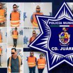 EN DIFERENTES HECHOS…DETIENEN A 12 POR EL DELITO DE VIOLENCIA FAMILIAR