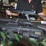 EU BUSCA MAYOR CONTROL EN ARMAS MILITARES