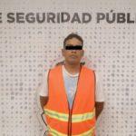 ARRESTAN A PRESUNTO SICARIO DEL GRUPO DELICTIVO 'LA EMPRESA'