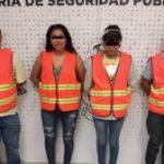 ARRESTAN A 4 POR EL DELITO DE PROMOCION DE CONDUCTAS ILICITAS
