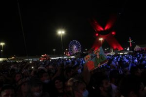 ACUDEN MAS DE 30 MIL PERSONAS A LA FERIA JUAREZ 2021 ESTE DOMINGO