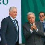 AMLO PIDE A BIDEN PONER FIN A AGRAVIOS CONTRA CUBA