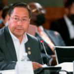 LUIS ARCE: OEA ACTÚA CONTRA PRINCIPIOS DE DEMOCRACIA