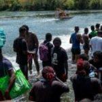 EXPULSAN A TODOS LOS HAITIANOS DE CAMPAMENTO DEL RÍO