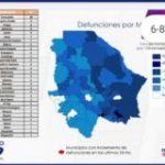 CHIHUAHUA REGISTRA 25 NUEVOS CASOS DE CONTAGIO POR COVID-19